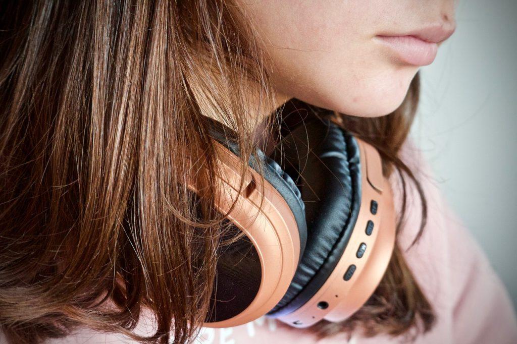 Aumentar el volumen de los auriculares